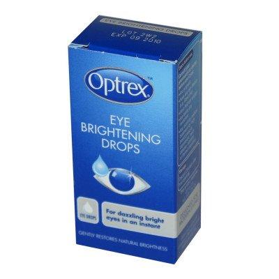 Optrex eye care eye drops brightening 10ml