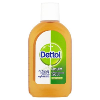 Dettol antiseptic disinfectant original 250ml