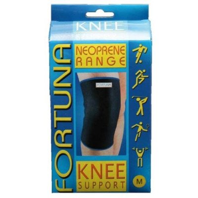Fortuna Disabled Aids supports neoprene supports knee support knee support medium