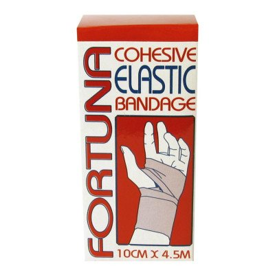 Fortuna Dressings bandages elasticated cohesive 10cm