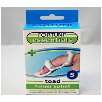 Fortuna Disabled Aids supports finger splint toad small