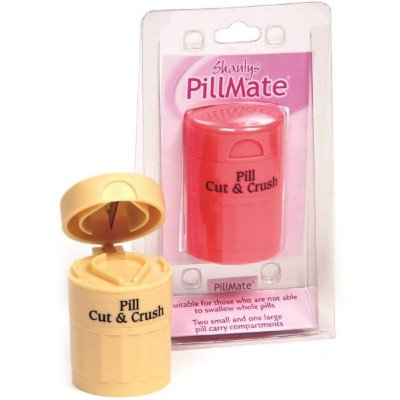 Pillmate pill cut & crush