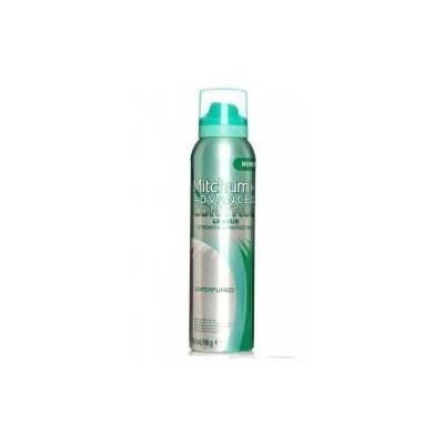 Revlon TOILETRIES Mitchum antiperspirant aerosol unperfumed 150ml