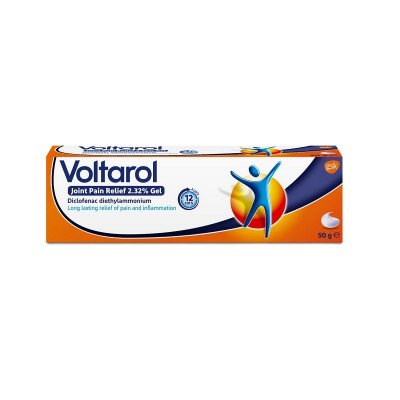 VOLTAROL EMULGEL gel 2.32% 50g