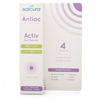 SALCURA Antiac Activ Serum Gel 15ml