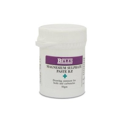 Bell's magnesium sulfate paste 50g