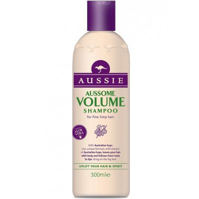 Aussie shampoo real volume 300ml