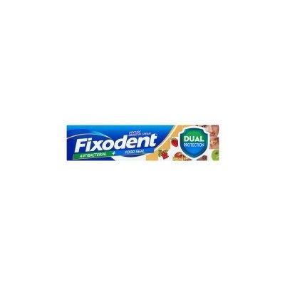 Fixodent denture adhesive cream dual protection 40g