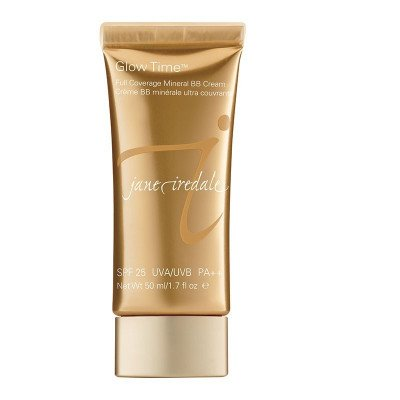 Jane Iredale GLOW TIME FULL COVERAGE MINERAL BB CREAM SPF 25 - Glow Time BB1