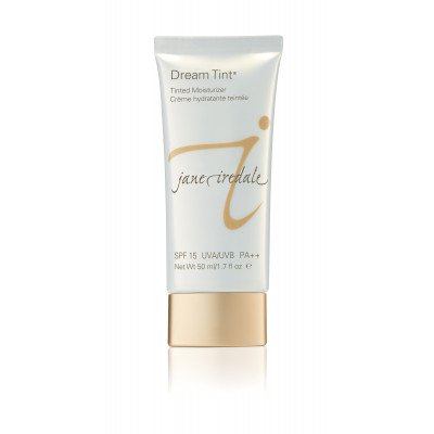 Jane Iredale DREAM TINT SPF 15  TINTED MOISTURIZER – Warm Bronze