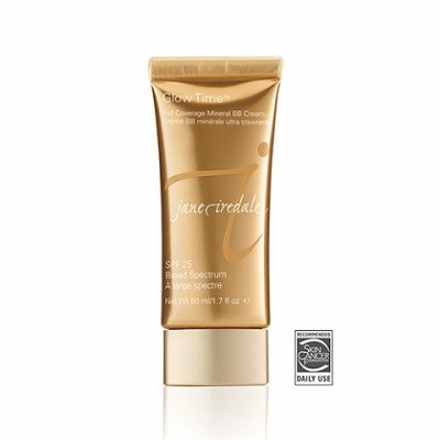 Jane Iredale GLOW TIME FULL COVERAGE MINERAL BB CREAM SPF 25 – Glow Time BB11