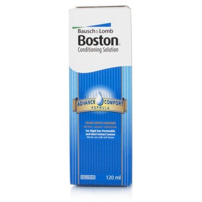 Boston RGP lens care advance formula conditioner 120ml
