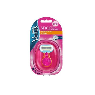 Gillette razors Venus Snap with embrace