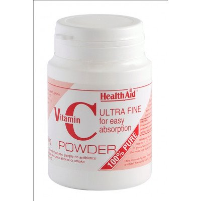 Healthaid vitamin C supplements pure ultrafine powders 60g