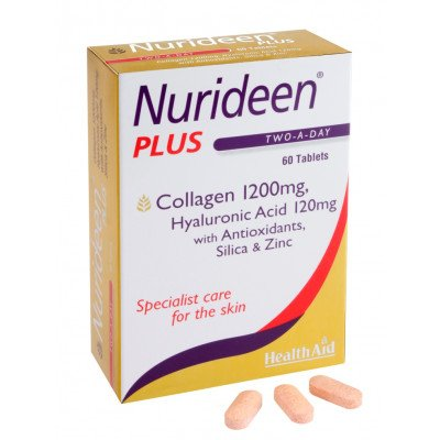 Healthaid lifestyle range Nurideen Plus tablets 60 pack