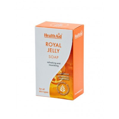 Healthaid cosmetics & toiletries pure royal jelly soap 100g
