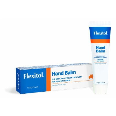 Flexitol hand balm 75g