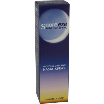 Snoreeze nasal spray 10ml