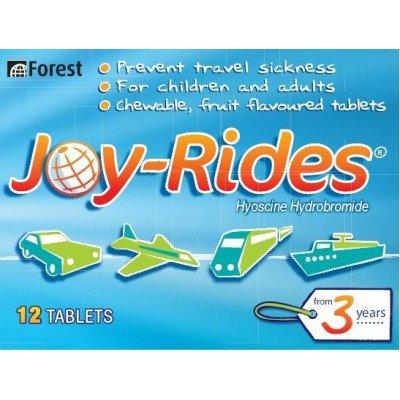 JOY-RIDES TABS 12