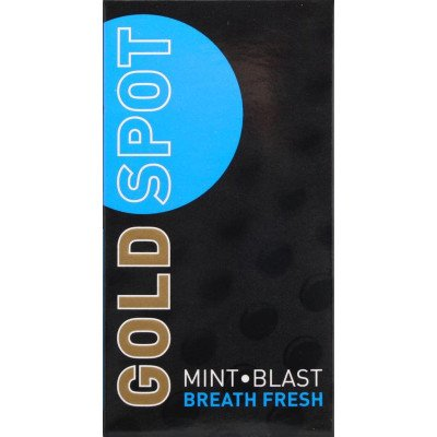 Gold spot breath freshener aerosol mint blast 11ml