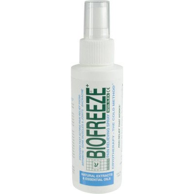 Biofreeze pain relief spray 118ml