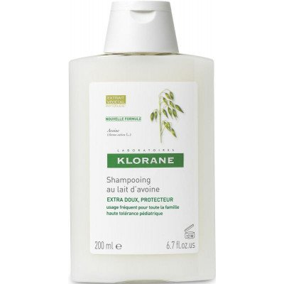 Klorane shampoo frequent use oatmilk 200ml
