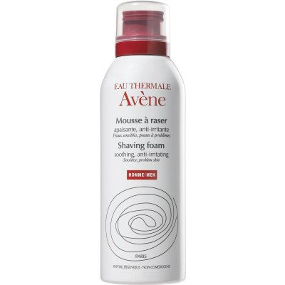 Eau thermale avene men's range shaving foam 200ml