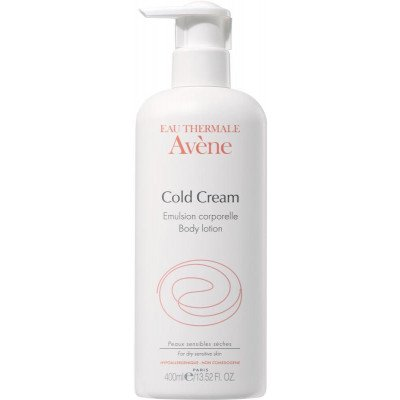 Eau thermale avene cold cream range body lotion with cold cream 400ml