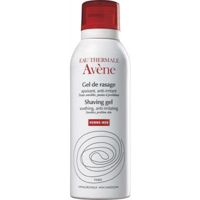 Eau thermale avene men's range shaving gel 150ml