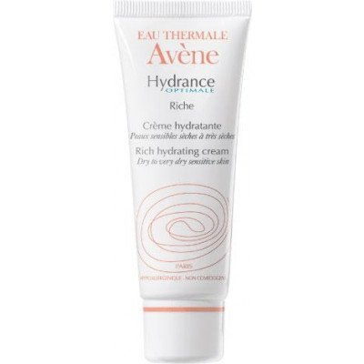 Eau thermale avene hydrating care hydrance optimale Hydrance Rich 40ml