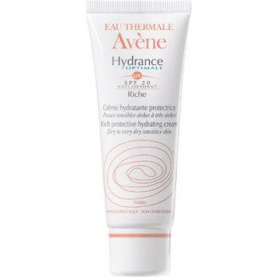 Eau thermale avene hydrating care Hydrance Optimale UV  rich 40ml