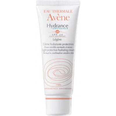 Eau thermale avene hydrating care Hydrance Optimale UV  light 40ml