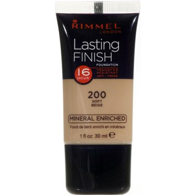 RIMMEL foundation lasting finish