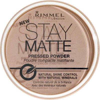 RIMMEL STAY MATTE PRESS PWD