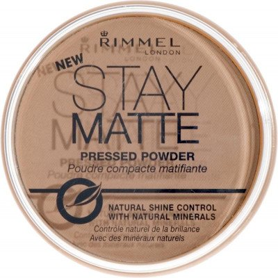 RIMMEL STAY MATTE PRESS PWD