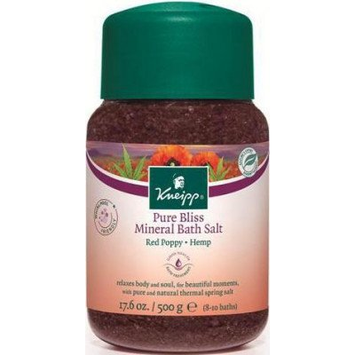 KNEIPP bath salts pure bliss mineral
