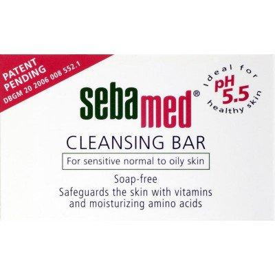 Seba med cleansing bar 100g