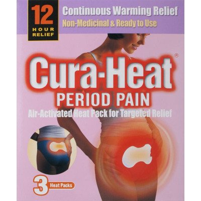 Cura-heat Air Active period 3 pack
