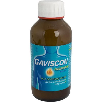 Gaviscon liquid peppermint 300ml