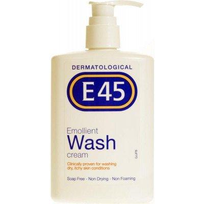 E45 emollient wash cream 250ml
