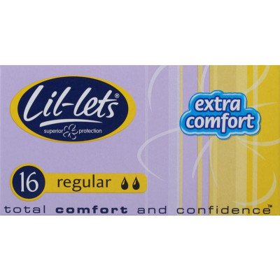 Lil-lets Digital regular 16 pack
