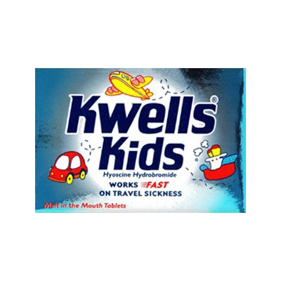KWELLS KIDS tablets 12