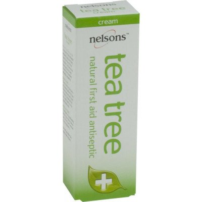 Nelson's Homeopathic Medicines homeopathic medicines creams tea tree 30ml