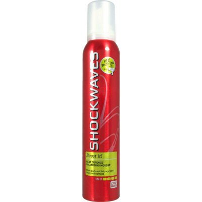 Wella Shock Waves Ultra strong hold mousse 200ml