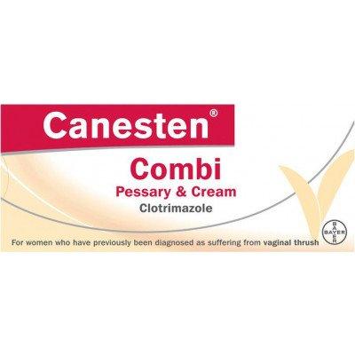 Canesten combi cream (GSL) 500mg/2% 10g