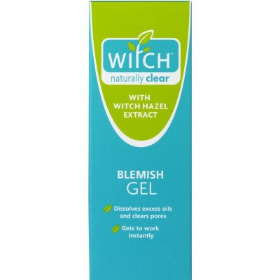 Witch medicated skincare blemish gel 35g