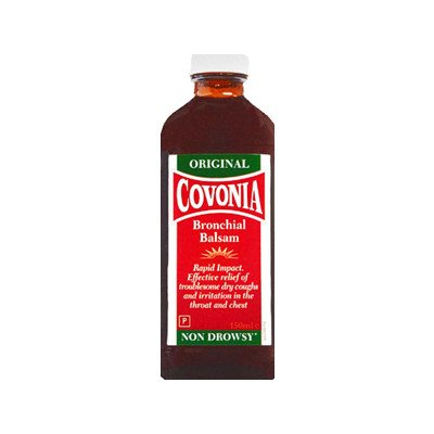 Covonia bronchial balsam original 150ml