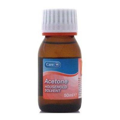 Care acetone 50ml
