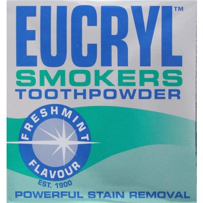 EUCRYL SMOKERS T/PWD 50G