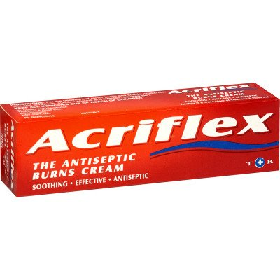 Acriflex cream for burns 0.25% 30g